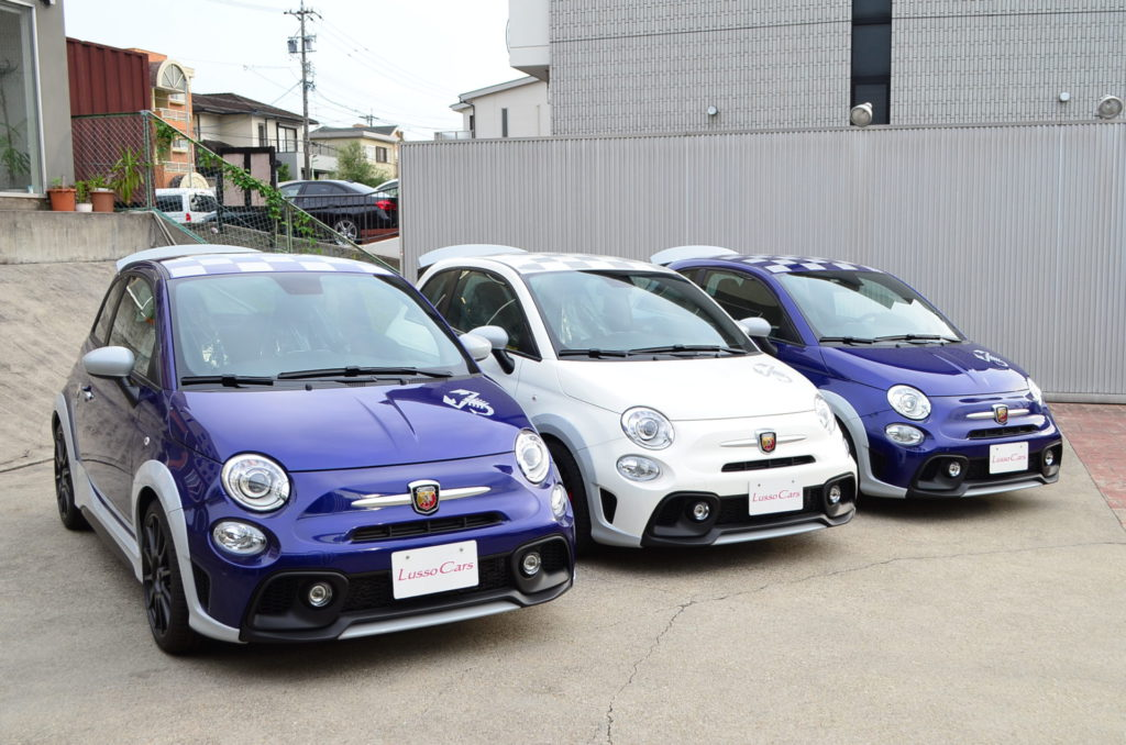 ABARTH Magic!!其の3 「SOLD OUT」