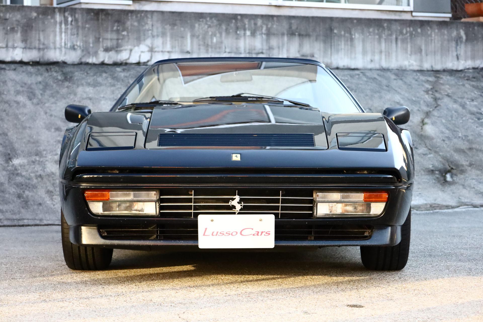 1989年式ABS付モデル、ドイツ仕様、マグノリアレザーの一台です。