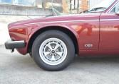 タイヤも年度ごとに交換してきた事がサスペンションや軸に関する負担を減らしてきています。